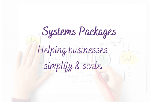Systems Packages